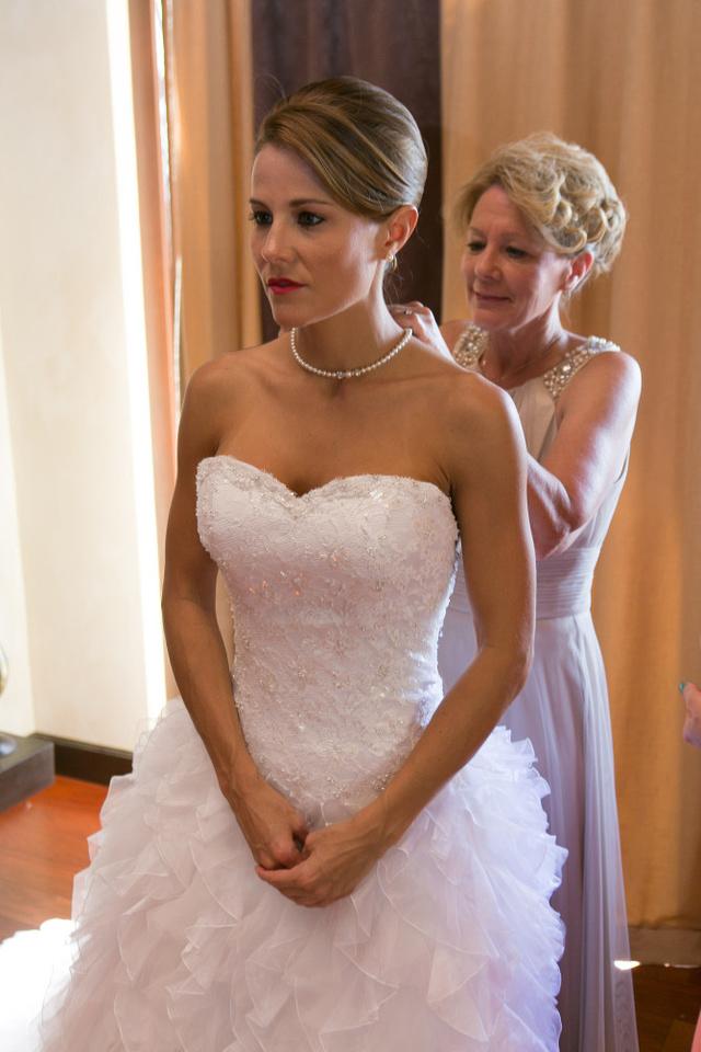Wedding at Casa Bali Tamarindo Costa Rica by John Williamson Photography